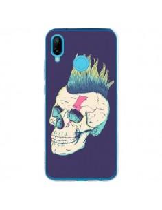 Coque Huawei P20 Lite Tête de mort Punk - Victor Vercesi