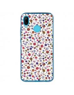 Coque Huawei P20 Lite Peonies Pink - Ninola Design