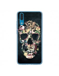 Coque Huawei P20 Skull Vintage Tête de Mort - Ali Gulec