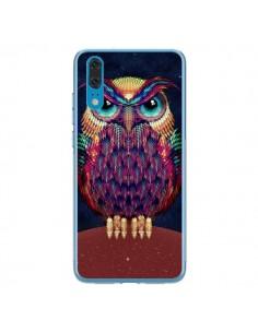 Coque Huawei P20 Chouette Owl - Ali Gulec