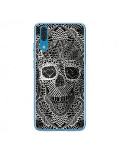 Coque Huawei P20 Skull Lace Tête de Mort - Ali Gulec