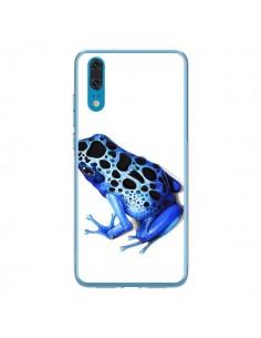 Coque Huawei P20 Grenouille Bleue - Annya Kai