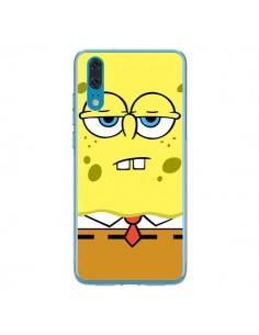 Coque Huawei P20 Bob l'Eponge Sponge Bob - Bertrand Carriere
