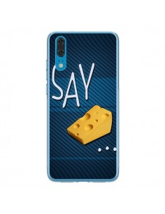 Coque Huawei P20 Say Cheese Souris - Bertrand Carriere