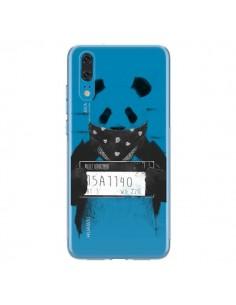 Coque Huawei P20 Bad Panda Transparente - Balazs Solti