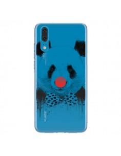 Coque Huawei P20 Clown Panda Transparente - Balazs Solti