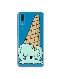 Coque Huawei P20 Ice Cream Glace Summer Ete Renverse Transparente - Claudia Ramos