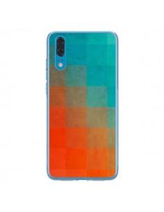 Coque Huawei P20 Beach Pixel Surface - Danny Ivan