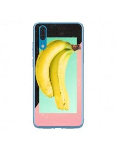 Coque Huawei P20 Eat Banana Banane Fruit - Danny Ivan