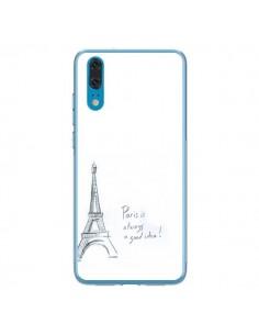 Coque Huawei P20 Paris is always a good idea - Léa Clément