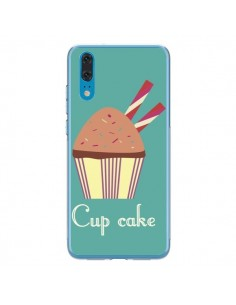 Coque Huawei P20 Cupcake Chocolat - Léa Clément