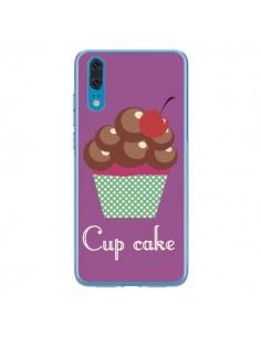 Coque Huawei P20 Cupcake Cerise Chocolat - Léa Clément