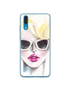 Coque Huawei P20 Blonde Chic - Elisaveta Stoilova