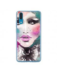 Coque Huawei P20 Love Color Femme - Elisaveta Stoilova