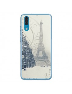 Coque Huawei P20 Tour Eiffel - Irene Sneddon