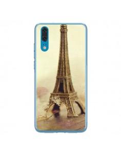 Coque Huawei P20 Tour Eiffel Vintage - Irene Sneddon