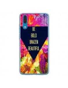 Coque Huawei P20 Be Bold Brazen Beautiful - Ebi Emporium