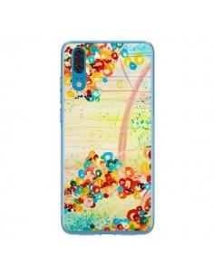 Coque Huawei P20 Summer in Bloom Flowers - Ebi Emporium