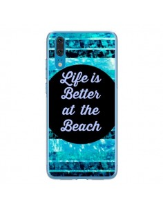 Coque Huawei P20 Life is Better at The Beach - Ebi Emporium