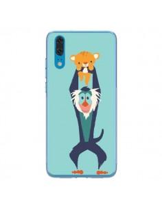 Coque Huawei P20 Futur Roi Lion King Rafiki - Jay Fleck