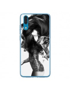 Coque Huawei P20 Femme Ours - Jenny Liz Rome