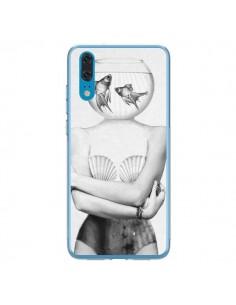 Coque Huawei P20 Femme Poissons - Jenny Liz Rome