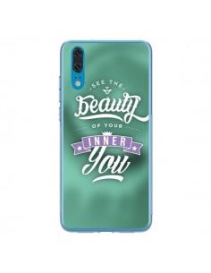 Coque Huawei P20 Beauty Vert - Javier Martinez