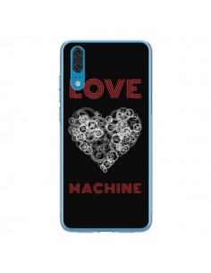 Coque Huawei P20 Love Machine Coeur Amour - Julien Martinez