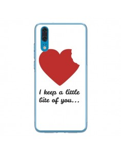 Coque Huawei P20 I Keep a little bite of you Coeur Love Amour - Julien Martinez