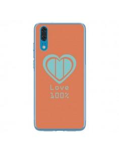 Coque Huawei P20 Love 100% Coeur Amour - Julien Martinez