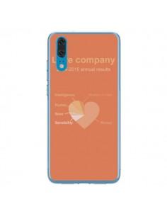 Coque Huawei P20 Love Company Coeur Amour - Julien Martinez