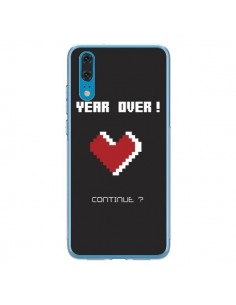 Coque Huawei P20 Year Over Love Coeur Amour - Julien Martinez