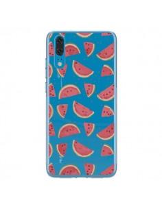 Coque Huawei P20 Pasteques Watermelon Fruit Transparente - Dricia Do