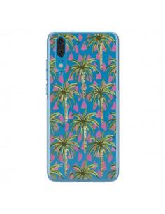 Coque Huawei P20 Palmier Palmtree Transparente - Dricia Do