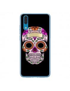 Coque Huawei P20 Tête de Mort Mexicaine Multicolore - Laetitia