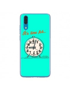 Coque Huawei P20 It's time for - Leellouebrigitte