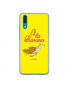 Coque Huawei P20 Et la banana banane - Leellouebrigitte