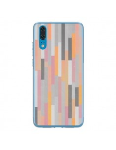 Coque Huawei P20 Bandes Couleurs - Leandro Pita