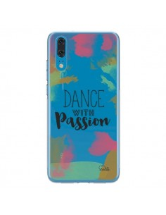 Coque Huawei P20 Dance With Passion Transparente - Lolo Santo
