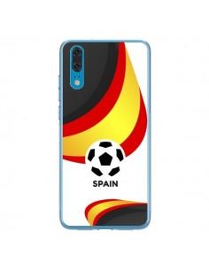 Coque Huawei P20 Equipe Espagne Football - Madotta
