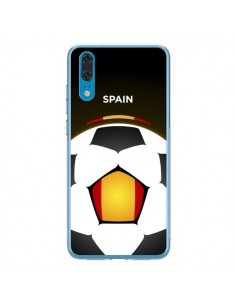 Coque Huawei P20 Espagne Ballon Football - Madotta
