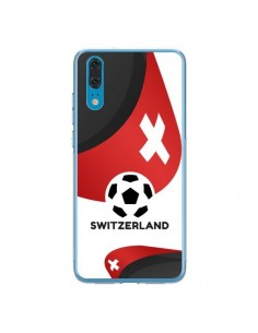Coque Huawei P20 Equipe Suisse Football - Madotta