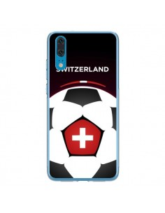 Coque Huawei P20 Suisse Ballon Football - Madotta