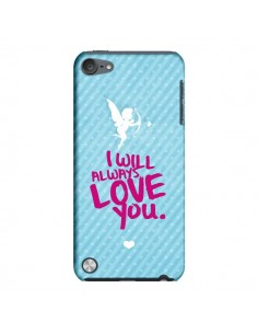 Coque I will always love you Cupidon pour iPod Touch 5 - Javier Martinez