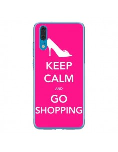 Coque Huawei P20 Keep Calm and Go Shopping - Nico