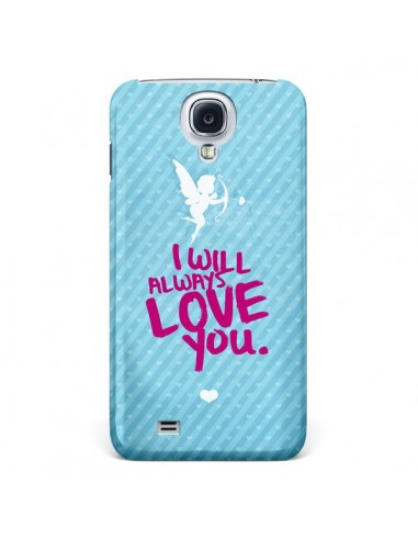 Coque I will always love you Cupidon pour Samsung Galaxy S4 - Javier Martinez