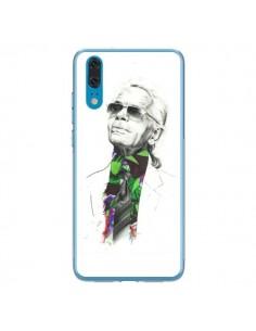 Coque Huawei P20 Karl Lagerfeld Fashion Mode Designer - Percy