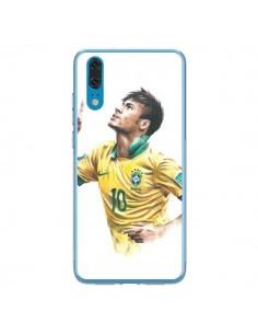 Coque Huawei P20 Neymar Footballer - Percy