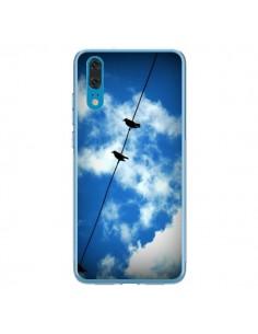 Coque Huawei P20 Oiseau Birds - R Delean