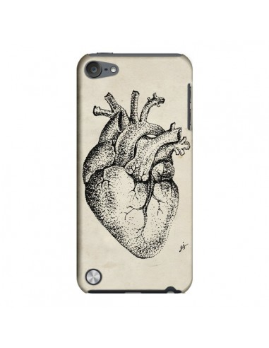 Coque Coeur Vintage pour iPod Touch 5 - Tipsy Eyes